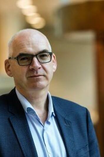 Forhandlingsleder for Akademikerne i Oslo kommune, Erik Graff, mener forhandlingssystemet rammer akademikerne urettferdig. Foto: Akademikerne
