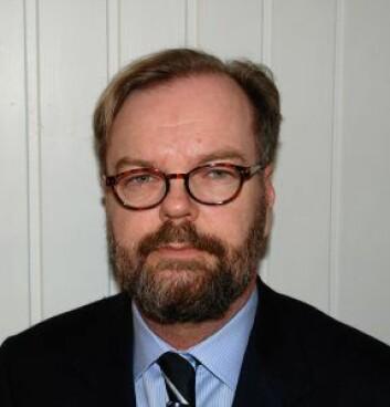 Arnsten Linstad dekker bystyret for VårtOslo. Foto: Privat
