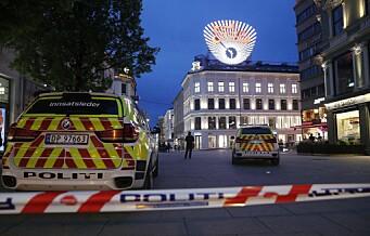 Ingen pågrepne etter at en 27 år gammel mann ble stukket ned på Egertorget