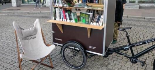 «Hvorfor låner ikke Deichman ut bøker, slik de gjør i Vestfold?»
