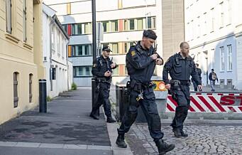 Mann i 50-årene alvorlig skadd etter knivstikking på Hammersborg. Nabo pågrepet