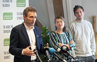 MDG står knallhardt på Oslos nye bompengepakke: – Vi har makten i Oslo