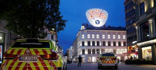 To menn pågrepet for drapsforsøk i Oslo 17. mai