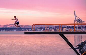 I dag åpner det nye Bekkelagsbadet på Ormsund