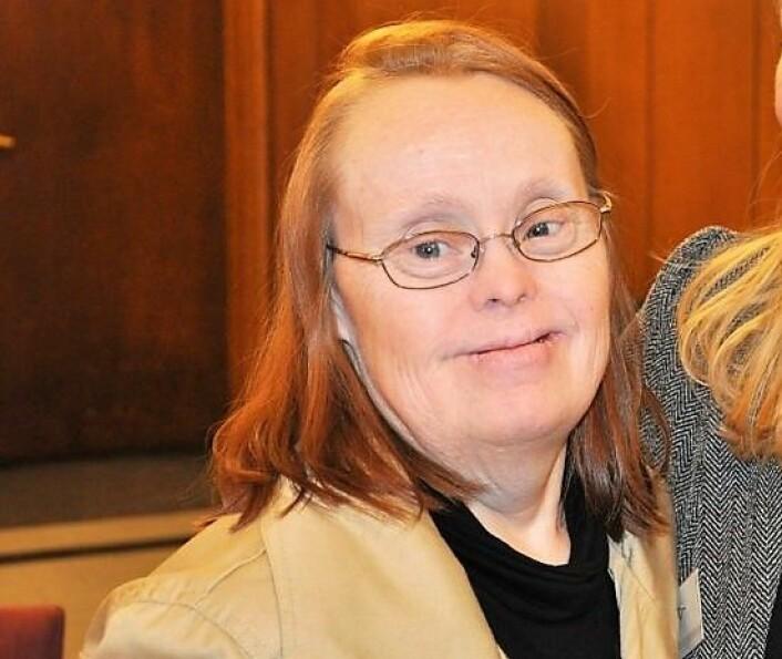 � Jeg er utrolig lettet over at dette nå løser seg for både Marion og oss, sier Marions mor, Mette Risa.Foto: Arnsten Linstad