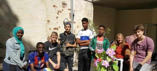 Over 90 ungdommer har fått sommerjobb i regi av Bydel Frogner