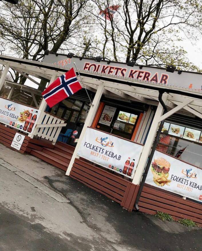Folkets kebab på Valle var den første avdelingen, åpnet i 2003. Foto: Sirwan Alikhani