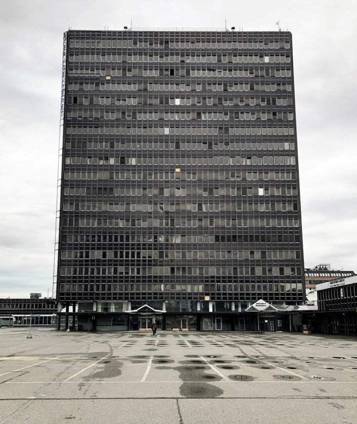 Skal Økernblokka rives, vil det bli svært dyrt for eieren Steen & Strøm. Foto: Geir Rognlien Elgvin