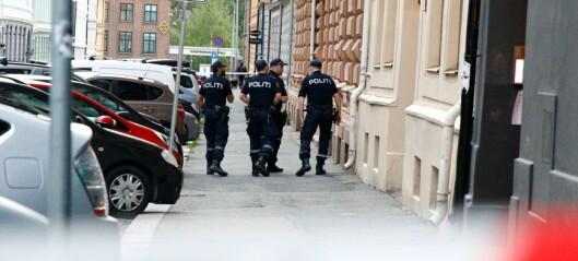 Fire pågrepet etter skyting i Birkelunden på Grünerløkka