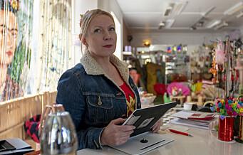 Hege Nylund oppkalte butikken Ruth 66 etter sin bestemor. Drømmer om å gi folk noe annerledes, fargerikt og retro