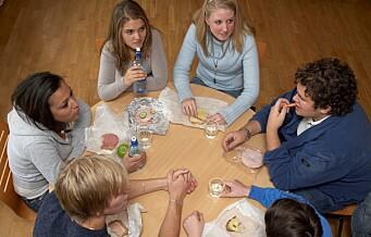 – Inga Marte Thorkildsen: Hva mener du egentlig? Er visning av TV i matpausen positivt for elevene?