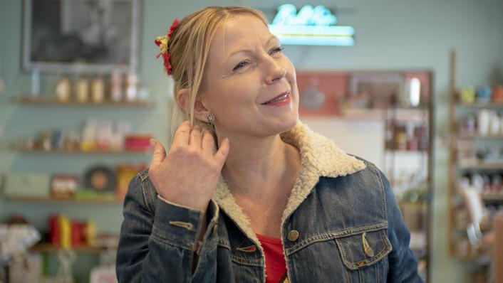 Hege Nylund fikk nok av karrieren som IT-konsulent og åpnet butikk på Torshov. Foto: Thor Langfeldt
