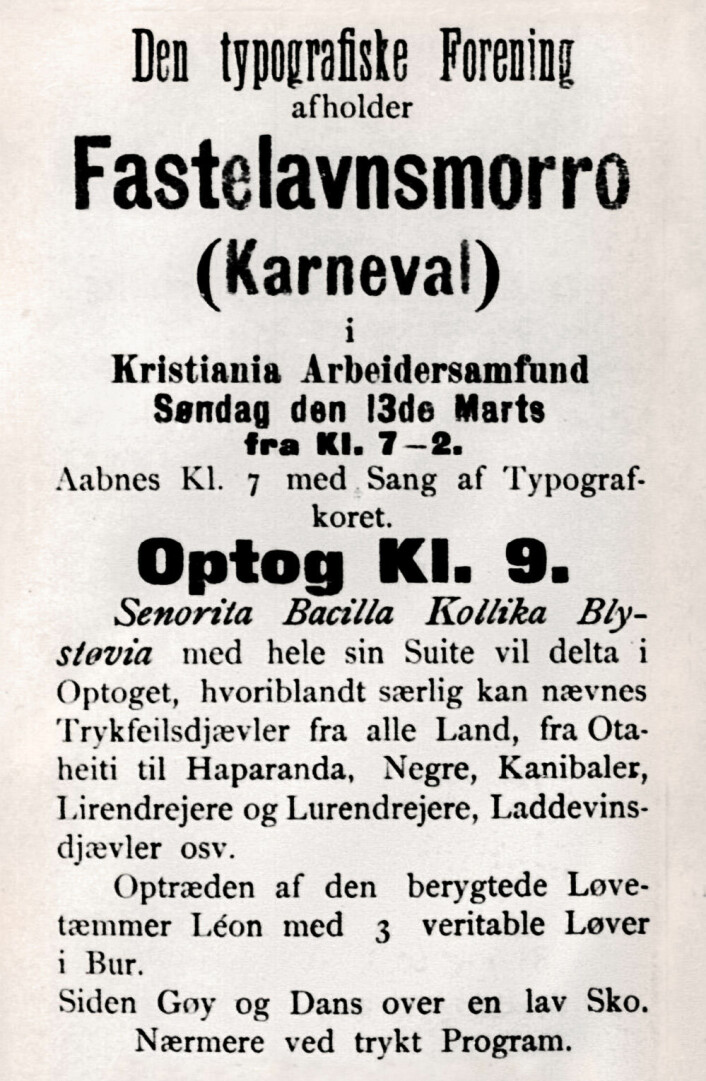Social-Demokraten, 1898