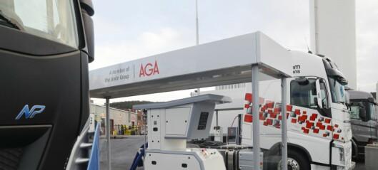 Biler med biogass kan få bompengerabatt i Oslo