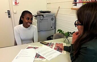 Bydel Sagene satser på ungdommen og tilbyr 150 sommerjobber. Her mangler det ikke på arbeidslyst