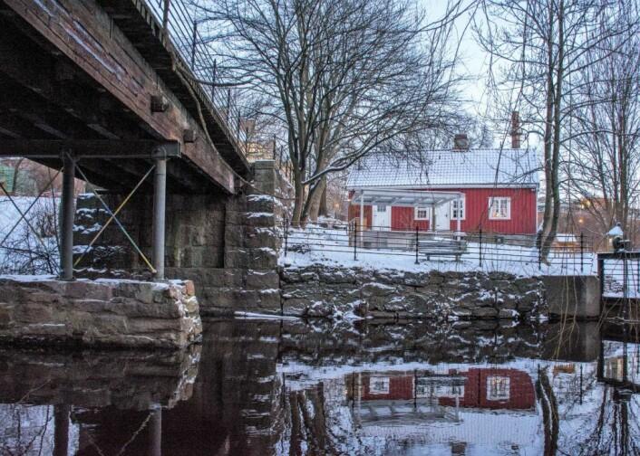 Miljøparken skal verne både kultur og miljø., som her ved Hønse Lovisas hus på Sagene. Foto: Morten Lauveng Jørgensen