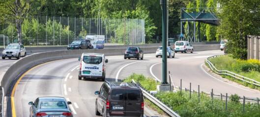 Trafikken på full fart opp igjen. Antallet bomstasjonspasseringer til og fra Oslo øker