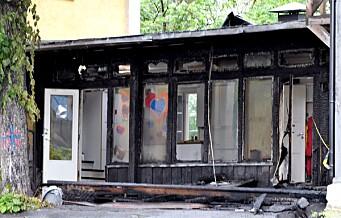 – Jobber på spreng med å finne erstatningslokaler etter brannen i Heibergløkka barnehage