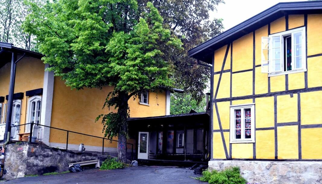 Omsorgsbygg starter nå gjenoppbyggingen av den brannskadde barnehagen på Heibergløkka på Tøyen.