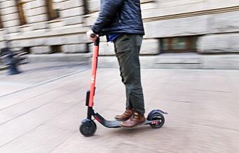 Ingen promillegrense for å bruke Oslos elsparkesykler etter regjeringens lovendring