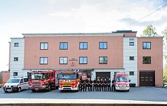 Bryn brannstasjon flytter til Økern midlertidig