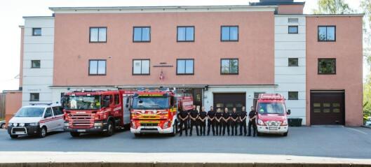 Byrådet i Oslo foreslår å droppe ny brannstasjon på Bryn