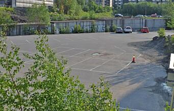 – Vårt krav er at Oslo kommune etablerer en stor, grønn park i Nydalen