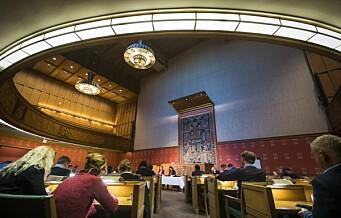Oslos politikere får ikke 2506 kroner hver dag til barnevakt