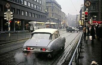 – Frp tar oss tilbake til 70-tallets bilpolitikk