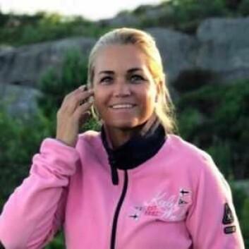 Cecilie Lyngby kan godt ende opp som bystyrerepresentant til høsten. Foto: Privat