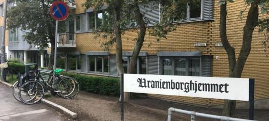 Rekordmye koronasmitte på sykehjemmene i Oslo. Rundt 150 personer er smittet. Frykter mutert virus