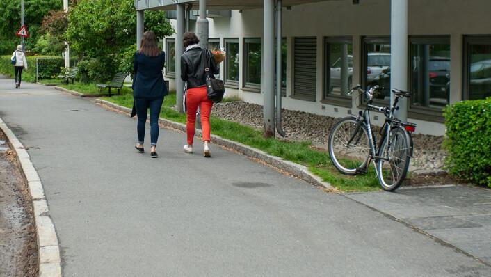 Exit Stendi. Firmaet driver fremdeles både Lambertseterhjemmet og Kantarellen bo- og rehabiliteringssenter i Oslo. Foto: Thor Langfeldt