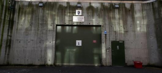 Innsatt ble etterlatt fem timer naken på sikkerhetscelle i Oslo fengsel