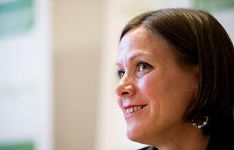 MDG vil kutte flere parkeringsplasser i Oslo