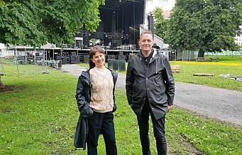 Fra småskummel park til festivalarena. I dag åpner «Piknik i Parken» i Sofienbergparken