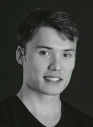 Ballettdanser Erik Murzagaliyev, fra Kazakhstan, startet å danse da han var bare ni år gammel. Foto: Operaen