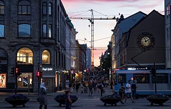 Politiet får ikke lov til å forby ungdommer å oppholde seg i Oslo sentrum