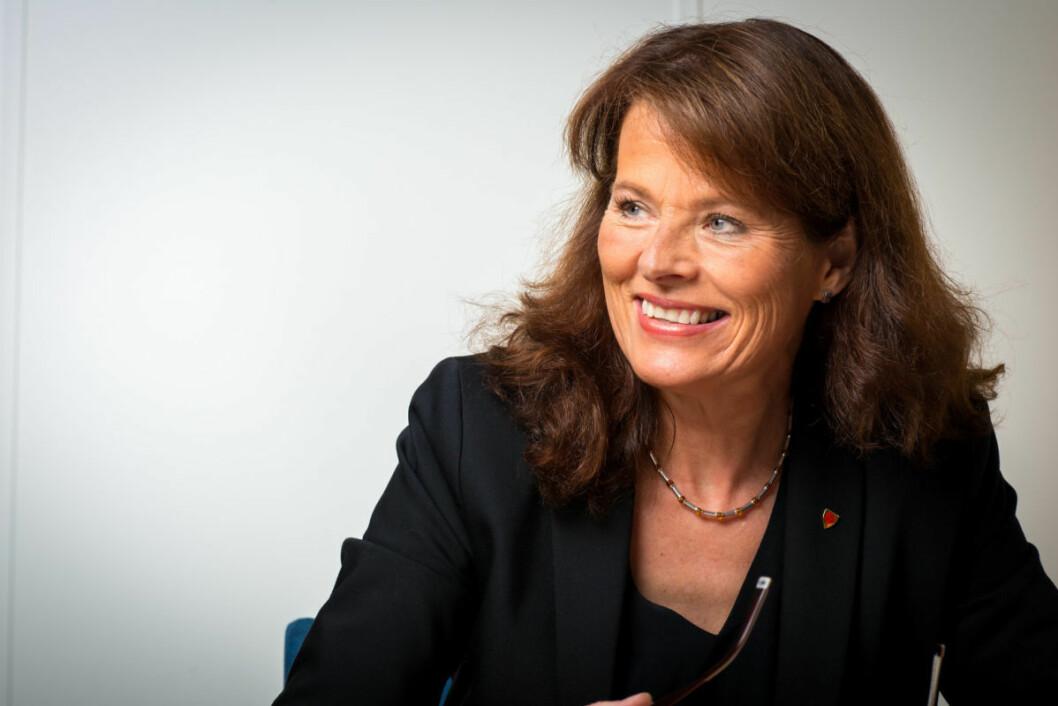 Siri Gauthun Kielland blir ny sjef i Plan- og bygningsetaten i Oslo. Foto: Byrådsavdelingen for byutvikling