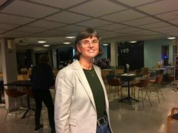 Prosjektleder i Bane Nor, Torun Hellen. Foto: Live Drønen/VårtOslo