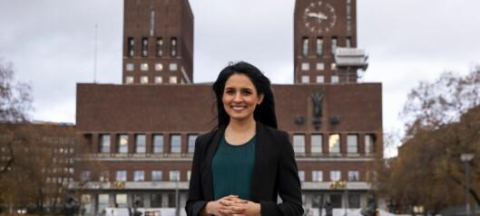 – Alt for mange i religiøse miljøer må skjule homofil legning, sier Høyres ordførerkandidat Saida Begum