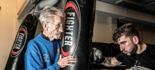 Bokselegenden Birger «Biggen» Olsen er død