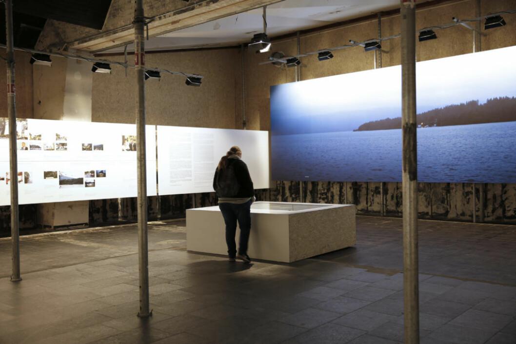 Utstillingen omhandler terrorangrepet i Oslo og på Utøya 22. juli 2011. Historien fortelles på stedet der angrepet startet, i Høyblokka i regjeringskvartalet.  Foto: 22. julisenteret