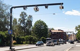 Høyres fylkesordfører vil fjerne elbilrabatten i Oslos bomstasjoner