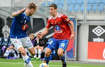 Skeid holdt følge med Ranheim på banen, men foran mål var eliteserielaget klart best i cupkampen