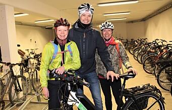 100 arbeidsplasser i Oslo skal sertifiseres som sykkelvennlige