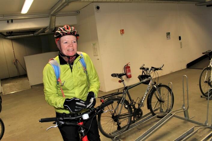 Foto: Roar Løkken/Syklistenes Landsforbund