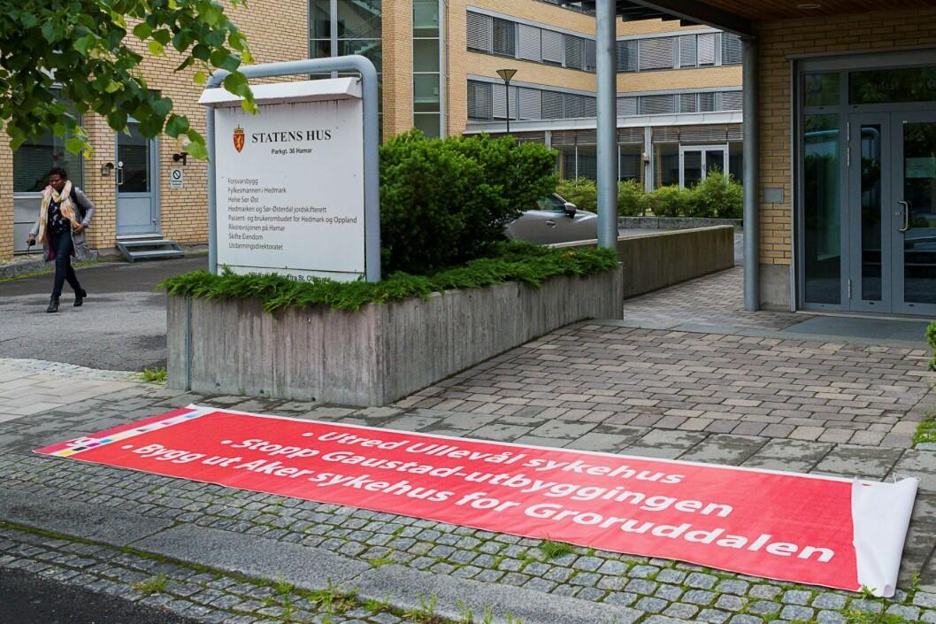 Nedleggelsen av Ullevål ble for første gang vedtatt i 2016, men har vært gjenstand for en rekke nye utredninger og diskusjoner siden den gang. Foto: Heiko Junge / NTB scanpix