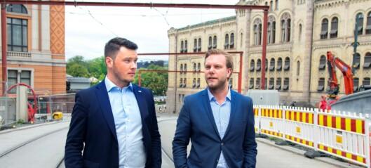 De to vil gjøre Oslo til verdens homohovedstad