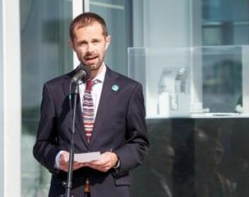 Venstres førstekandidat i Oslo, Hallstein Bjerke, mener Stortinget ikke kan godta planene som foreligger. Foto: Gorm Kallestad / NTB scanpix.