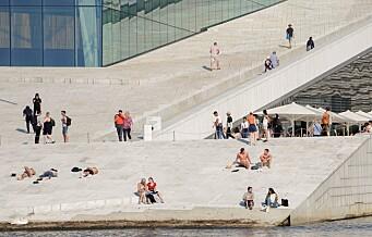 Oslo-sommeren tolv dager lenger